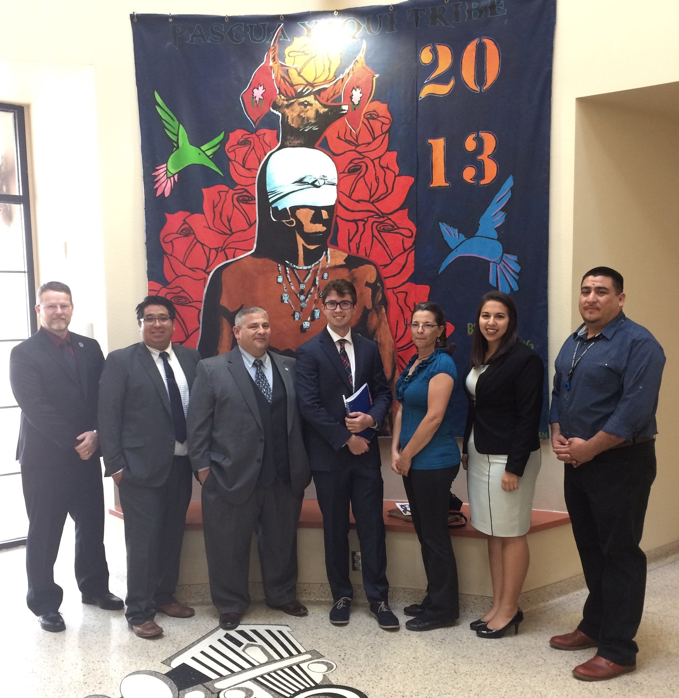 Tribal Justice Clinic at Pascua Yaqui Tribe