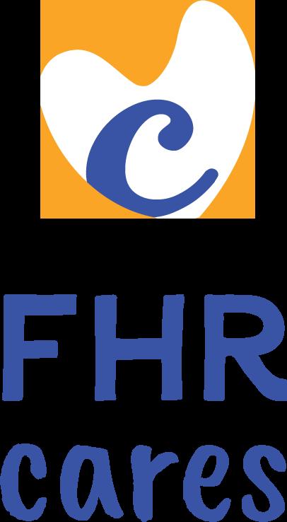 FHR Cares logo