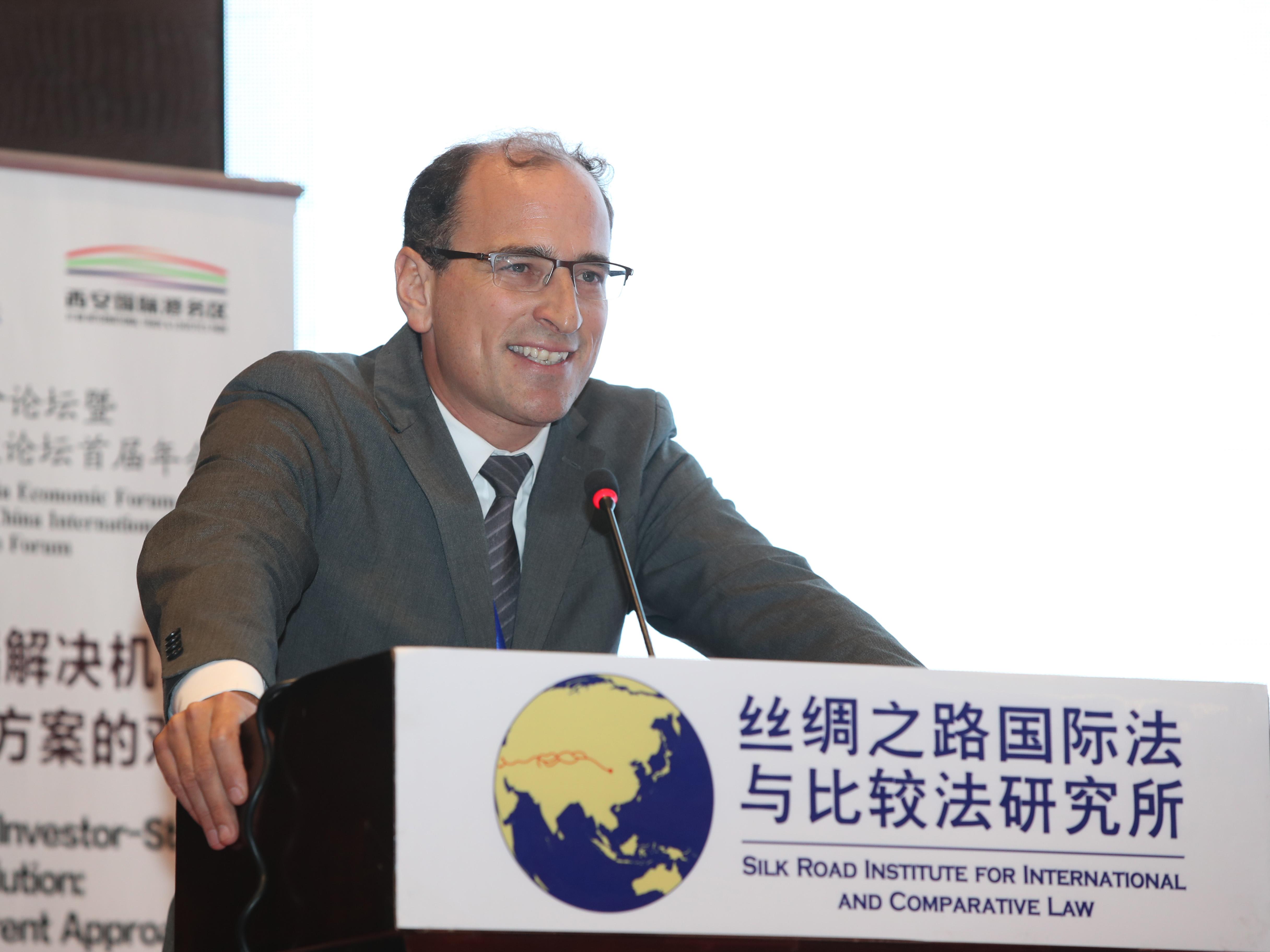 Arizona Law professor Sergio Puig