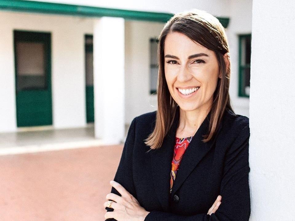 University of Arizona James E. Rogers College of Law alumna Laura Conover ('05)