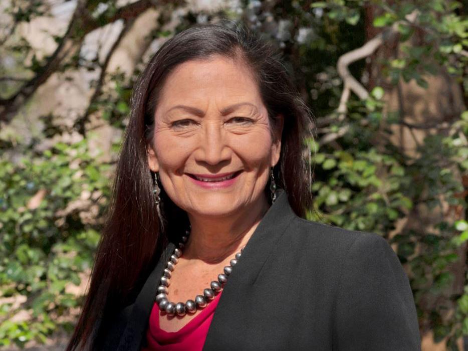 Secretary of the Interior Deb Haaland