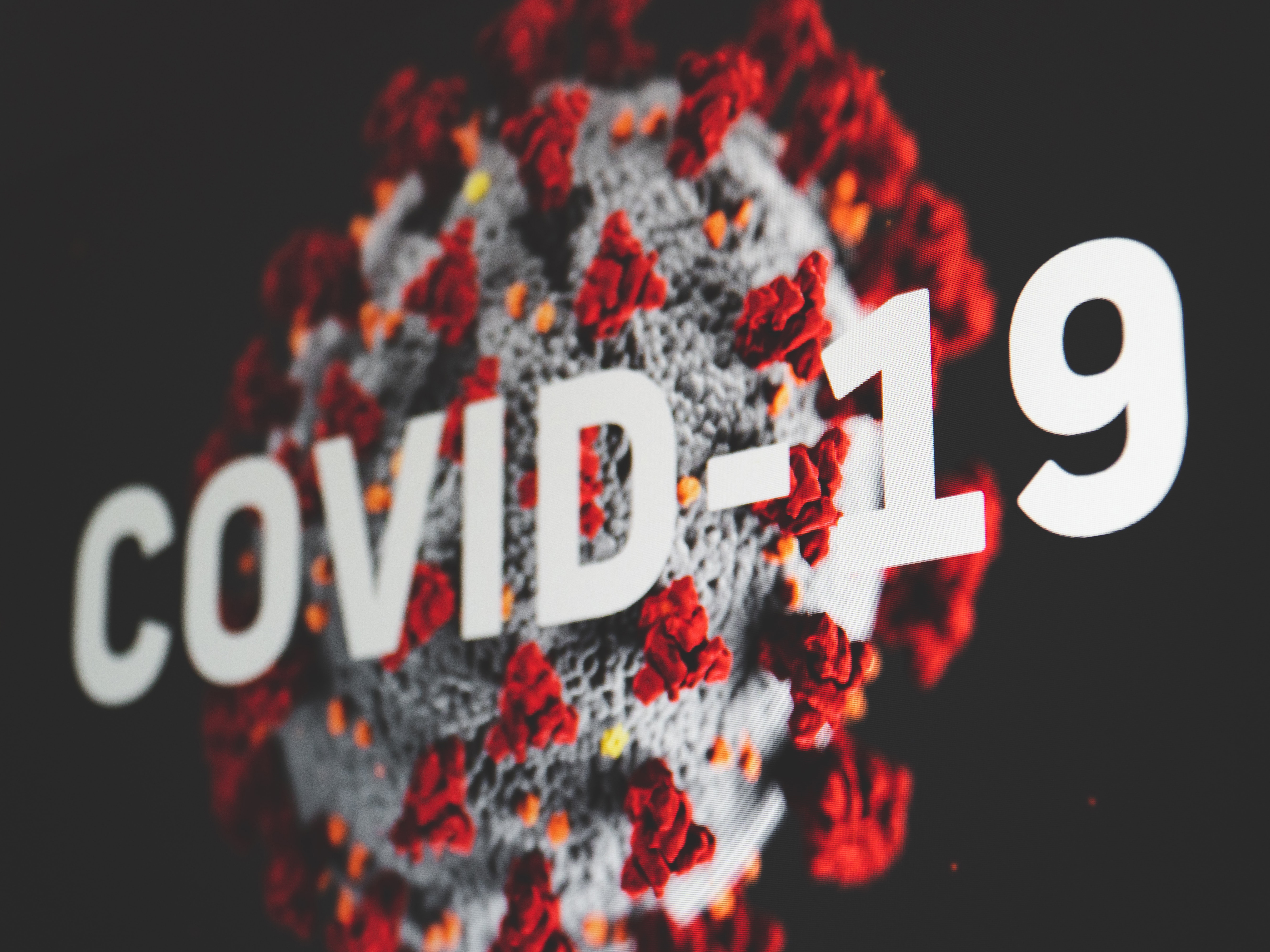 visualization of COVID-19