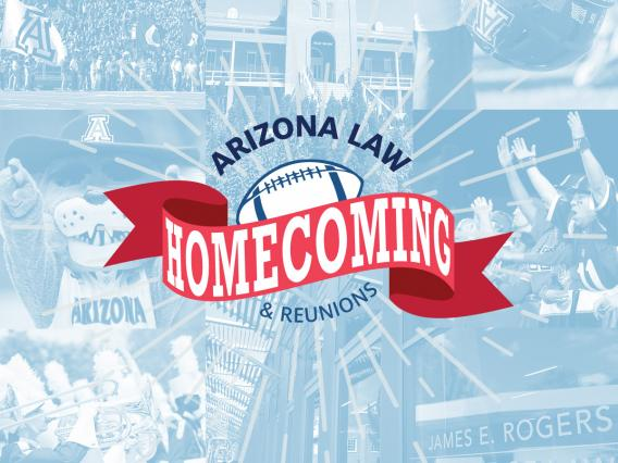 Arizona Law homecoming and reunions