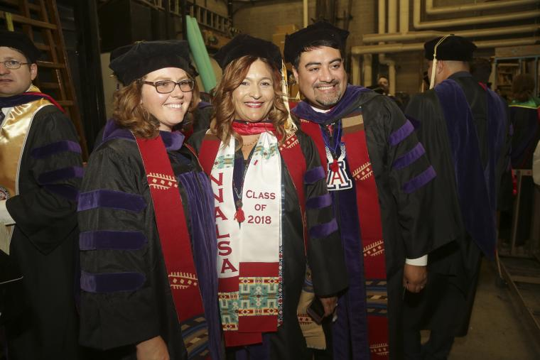 University of Arizona Law 2018 Convocation