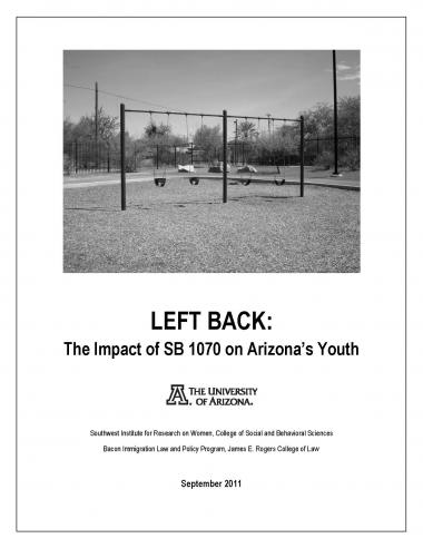 Cover of Left Back cover