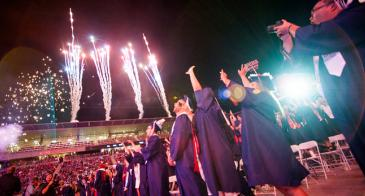 University of Arizona commencement