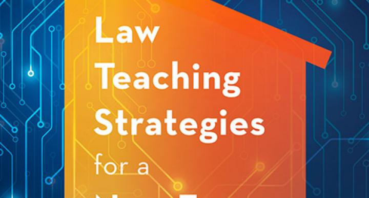 Law Teaching Strategies for a New Era book cover