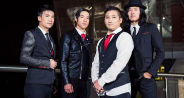 University of Arizona Law also hosted The Slants in April.